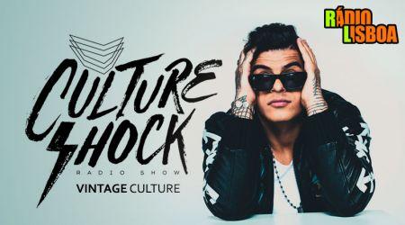 Culture Shock - 3ªfeira às 16h
