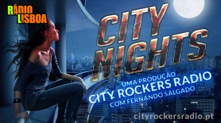 City Nights - Sábado às 21h