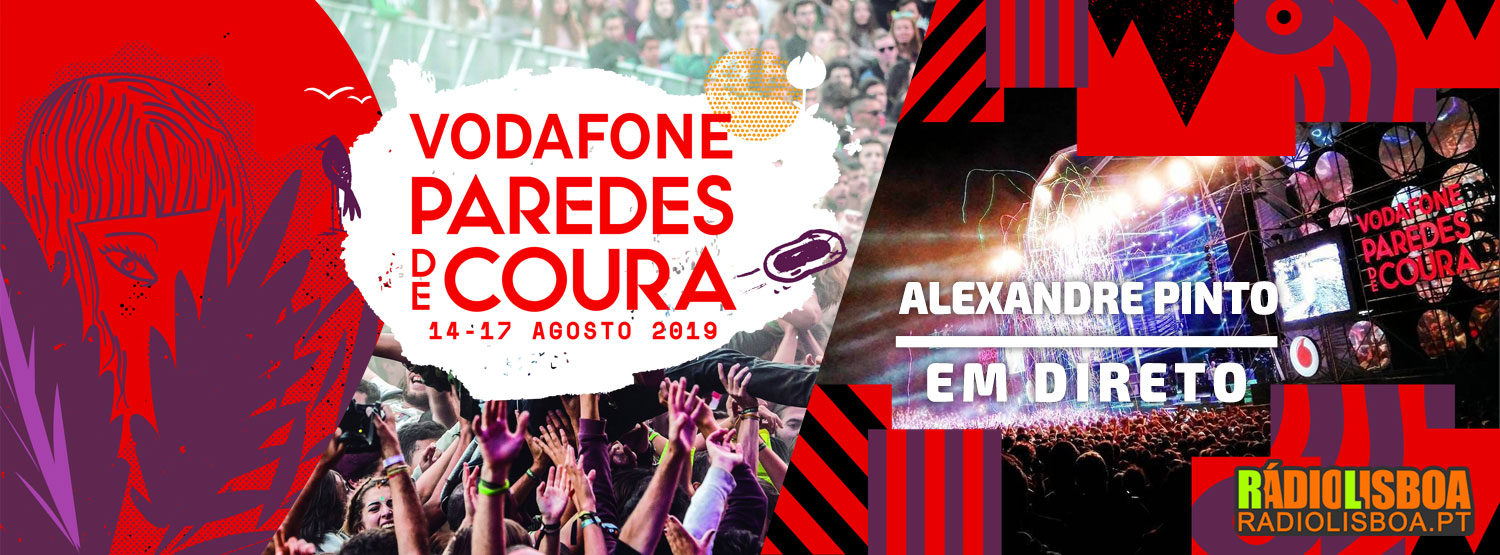 Paredes de Coura 2019